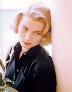 "(Bacall Laurent...""stile"") GRACE KELLY"