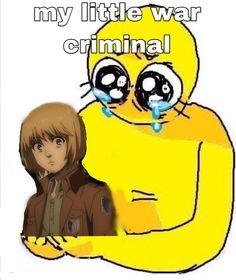 Armin, Bart Simpson, Tweety, War, Fictional Characters, Fantasy Characters