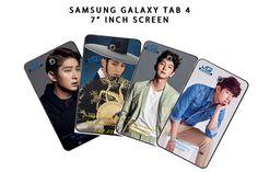 Win a Samsung Galaxy Tab 4 - 7inch with Lee JoonGi skin.