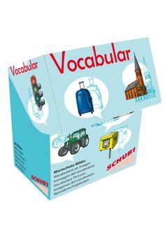VOCABULAR WOORDENSCHATPLAATJES. VOERTUIGEN, VERKEER, GEBOUW. SamenvattingWoordenschatplaatjes voor taalstimulering van de moedertaal, een vreemde taal of bij het leren van Nederlands als tweede taal (NT2). De gekleurde Vocabular Woordenschatplaatjes in de klapbox zijn geschikt voor de taalstimulering op alle leeftijden, de orthopedagogie, taaltherapie en het werken met volwassenen.