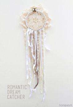 Romantic Dream Catcher