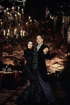 They're creepy and they're kooky, Mysterious and spooky, They're altogether ooky, The Addams Family. Their house is a museum. When people come to see 'em They really are a screa-um. The Addams Family. Neat Sweet Petite So get a witch's shawl on. A broomstick you can crawl on. We're gonna pay a call on The Addams Family.