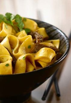Parpadelle boeuf au citron et sauce soja Diet Recipes, Cooking Recipes, Healthy Recipes, Cuisine Diverse, Sweet Cooking, Asian Recipes, Ethnic Recipes, Cooking Light, Food Inspiration