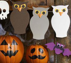 paper source halloween