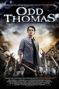 Odd Thomas  ( 4 STARS)   A clairvoyant cook (Anton Yelchin) joins forces with his sweetheart (Addison Timlin) and the town sheriff (Willem Dafoe) to prevent an unknown catastrophe that may be linked to a weird stranger.