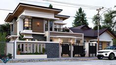 Bamboo House Design, House Gate Design, Village House Design, Bungalow House Design, Two Story House Design, 2 Storey House Design, Small House Design, Modern House Design, Modern Houses