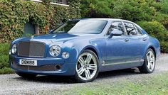 Car of the Year 2011: No. 6 Bentley Mulsanne | Robb Report