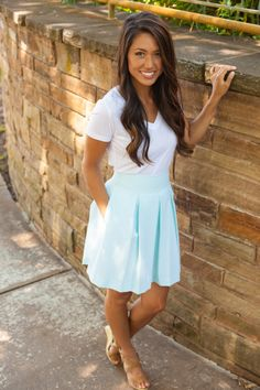 It's MINT to be! #styledsweet #laurenjames