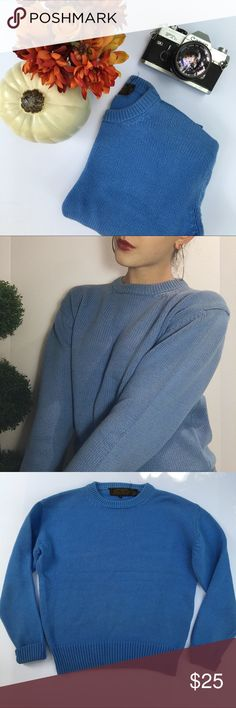 FALL ARRIVAL 🍁🍂 vintage eddie bauer crewneck vintage eddie bauer blue crewneck size small, perfect condition. 100% cotton, very comfortable! 🌸 I am professional ballerina making some extra income. I am open to offers/negotiations on prices, just keep in mind poshmark does take 20%. I am not responsible for wrong fit/not reading the descriptions. ask questions if you aren't sure, i respond right away. thank you for shopping! 🌸 Eddie Bauer Sweaters Crew & Scoop Necks