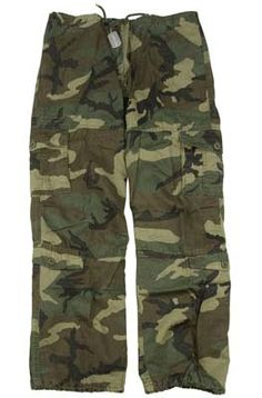 Girls Camouflage Pants Girl Vintage Camo Cargo Pants Girls Camouflage  $28.31