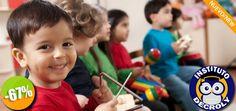 Instituto Decroly - $600 en lugar de $1,800 por 1 Membresía de 15 días de Estancia Infantil para Niños de 1 a 4 años de edad + 1 Alimento Diario. Click: CupoCity.com