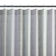 Amira Shower Curtain   Crate & Barrel