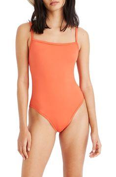 NEW Women/'s BEACH By Melissa Odabash One Piece Red Size Swim wear Medium Large