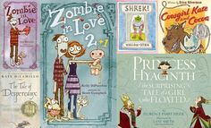 "If you're looking for the perfect love-themed read for a child who's easily grossed out by ""the kissing parts,"" look no further than these five books."