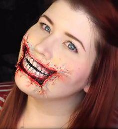 Les 10 tutos maquillage Halloween qu'on préfère! - Cosmopolitan.fr