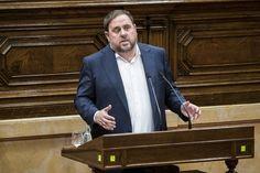El Món   Junqueras defensa que hi ha qüestions que no es podran resoldre fins la independència   Política, 16/01/2017