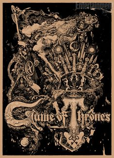 'Game of Thrones' awesome Comic-Con posters revealed
