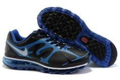 857d1d50e7e70e Cheap Men s Nike Air Max 2012 Shoes Black Blue 2012 Shoes For Sale from  official Nike Shop.