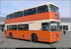 Leyland Atlantean / Alexander Double Decker Bus, Bus Coach, Buses, Glasgow, Britain, Modeling, Transportation, Coaching, Praha