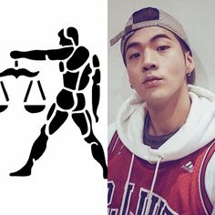 Kpop Zodiac // Libra // BM of k.a.r.d