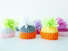Annemarie's Haakblog: Innocent hats