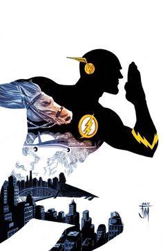 Flash! by Francis Manapul