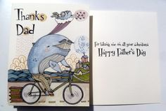 cycling whale