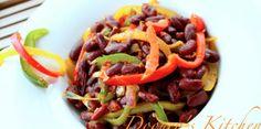 Warm Kidney beans an