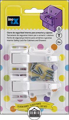 CIERRE DE SEGURIDAD INTERNO PARA ARMARIOS Y CAJONES  ✿ Seguridad para tu bebé - (Protege a tus hijos) ✿ ▬► Ver oferta: http://comprar.io/goto/B0189JOZXG