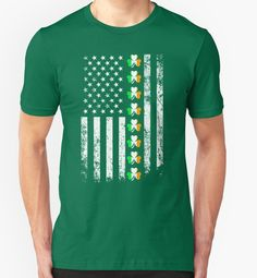 Irish With Flag Usa Shirt St Patrick's Day T-shirt #birthday #gift #ideas #unique #presents #image #photo #shirt #tshirt #sweatshirt #hoodie #christmas