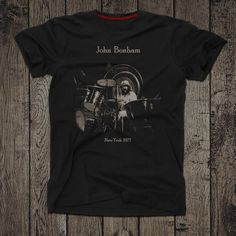 John Bonham, Shirt Outfit, T Shirt, Best Sellers, Hoodies, Mens Tops, Etsy, Clothes, Store