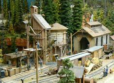 """Railroad Line Forums - The Gallery: Mar. '12 """"Towers: Water, Coal & More"""""""