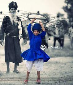 Sikh-Boy-Playing-Gatka.png 572×665 pixels