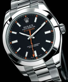 Rolex Oyster Perpetual Milgauss