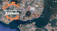 Things to do Lisbon Metro www.NomadicYou.com