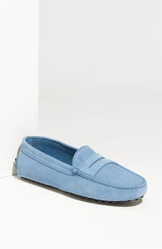 Tod's 'Gommini' Driving Moccasin available at #Nordstrom