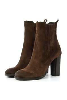 Geox Booties D24s9b brown - Vimodos