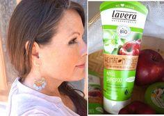 50 Looks of LoveT.: Apple - Äpfel auf dem Beauty-Vormarsch - 2 gute NK... Vegan, Shampoos, Sparkling Ice, Beauty, Food, Hair Care, Hair Styles, Tips, Beleza