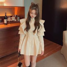 Trendy Dresses, Elegant Dresses, Cute Dresses, Fashion Dresses, Summer Dresses, Pretty Outfits, Dope Outfits, Aurora Dress, Dress Up