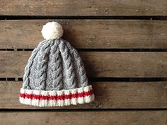 Ravelry: Tiny Lumberjack Hat pattern by Fiona Alice Baby Hats Knitting, Knitting For Kids, Knitted Hats, Crochet Patron, Knit Or Crochet, Crochet Hats, Knitting Patterns, Crochet Patterns, Easy Knitting Projects