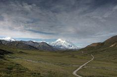 Mount McKinley, Alaska.  (2005)