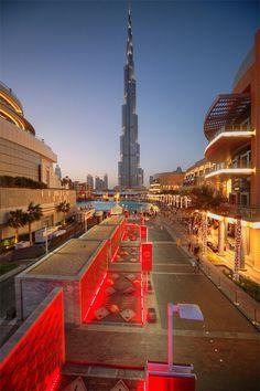 Burj khalifa Dubai Emirates