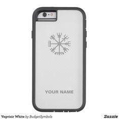Vegvisir White Tough Xtreme iPhone 6 Case