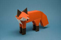 Cute Animals in Cardboard to Assemble  Argentinian studio Guardabosques imagines cute animal sculptures. They create little cardboard pieces kit that enable to assemble animal. Birds fox rabbit and cats and their toys sculptures to assemble to add a sweet and design touch to your interior.             #xemtvhay