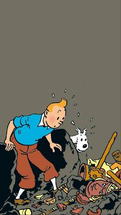아이폰 tintin 에르제땡땡 캐릭터 배경화면_03 : 네이버 블로그 Cartoon Wallpaper, Snoopy Wallpaper, Hd Phone Wallpapers, Cute Wallpapers, Tin Tin Cartoon, Jordi Bernet, Wolf Artwork, Ligne Claire, Iphone Background Wallpaper