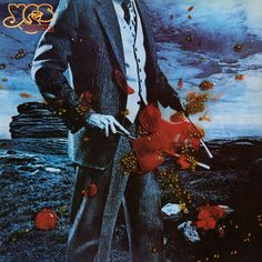 Yes - Tormato [1978] Lp Cover, Vinyl Cover, Cover Art, Yes Album Covers, Music Album Covers, Storm Thorgerson, The Mars Volta, Vinyl Lp, Vinyl Records