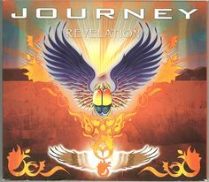 """Journey released today their latest album called """"Revelation"""" featuring lead singer Arnel Pineda. The CD set contains 11 new songs, 11 re-recorded old classics,and a DVD of Journey… Banda Journey, Journey Band, Journey Logo, Journey 2014, Journey Music, Journey Journey, Musica Disco, Musica Pop, Playlists"""