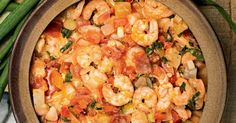 Aprenda a preparar a receita de Moqueca de camarão