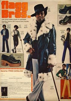 Best of the Worst 70s Fashion