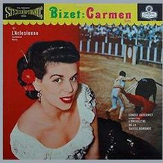 Bizet - Carmen And L'Arlesienne Suite - Ansermet on Numbered Limited Edition 180g 45RPM 2LP TBA